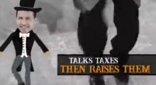 IMAGES: Fact check: Ad says Cunningham voted for '$1 billion in new taxes'