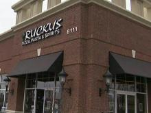 Ruckus Pizza