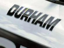 An image from a Durham Police car.