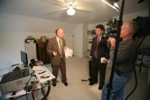 Raleigh telecommunications expert Ben Levitan