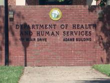 DHHS operations under federal criminal investigation
