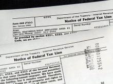 Mental Health Association tax liens