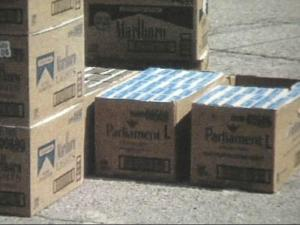 Cigarette smuggling big business in N.C.