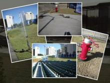 Raleigh breaks own watering rules at amphitheater