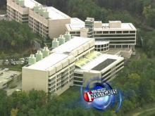 Air-quality scientists report air problems in their RTP building