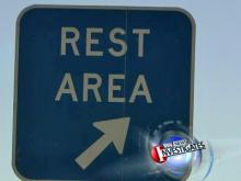 How safe are N.C. rest areas?