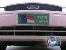 State-owned car