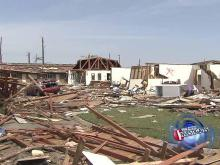 FEMA response to tornadoes