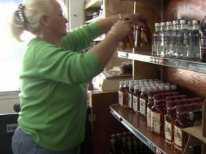 North Carolina makes about $275 million in liquor sales each year, but more than 20 ABC stores operate in the red.