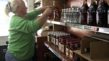 IMAGES: Some ABC stores still struggling, despite new liquor law