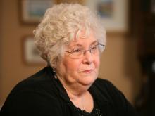 Ginny Rauch talks about surviving fungal meningitis