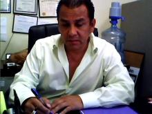 Tax preparer Martin Cruz