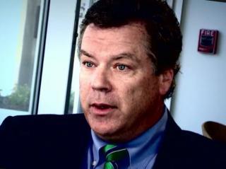 Retired FBI agent Greg Baker