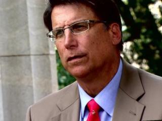 Gov. Pat McCrory