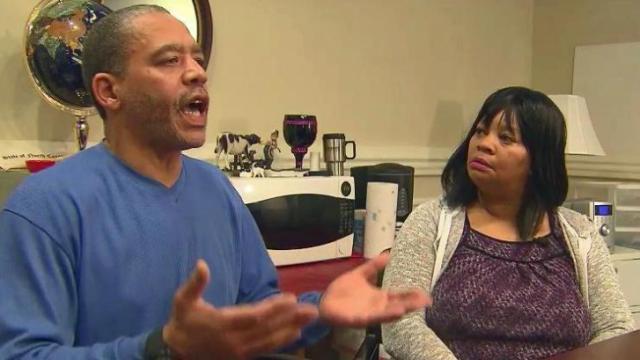 Ronald and Brenda Williams