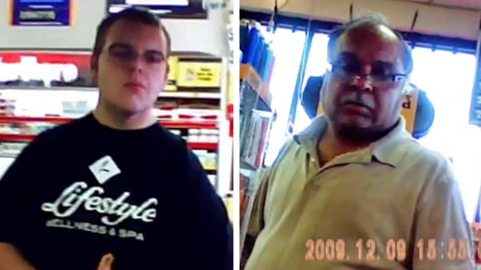 Undercover officers catch store clerks keeping winning lottery