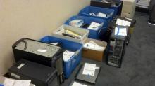 IMAGE: State recovers scores of computers from troubled Raleigh Geeks chain