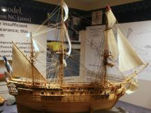 Queen Anne's Revenge: From the sea to the museum
