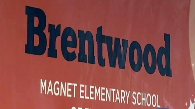 Brentwood Elementary School banner