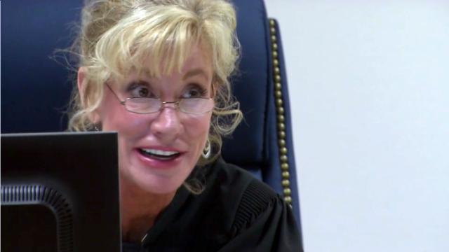 Cumberland County Clerk of Superior Court Kim Tucker