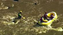 IMAGES: Taxpayers foot big bill for dangerous Haw River rescues