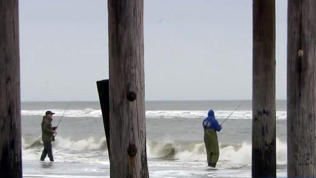 Recreational fishermen question use of license funds