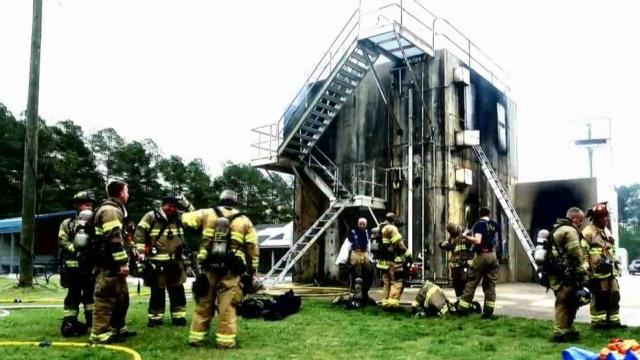 For firefighters, cancer risk a greater threat than flames