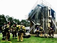 Experts: Firefighters have higher risk of cancer