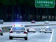 police chase, high-speed chase, highway chase