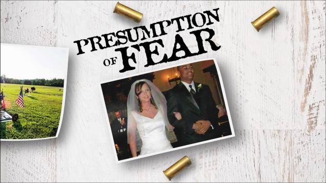 Presumption of Fear title