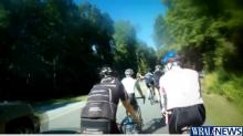 IMAGE: Law, what's right agree: Drivers, cyclists share same rules on the road