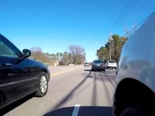 WRAL Investigates: Impact of narrow driving lanes on traffic, crashes