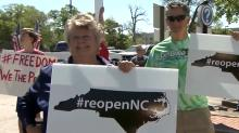IMAGE: Governor Cooper expected to announce reopening plan Thursday afternoon