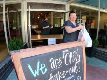 Some business owners worry about being able to lure people off unemployment