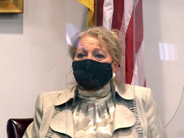 Franklin court clerk defends her actions in bid to keep her job