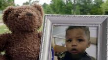 IMAGE: Dead boy's mother says foster father's arrest in Wake toddler's death provides no closure