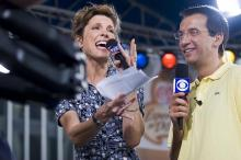 'CBS Early Show' Comes to Raleigh