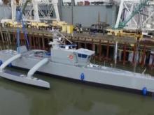 Meet Navy's self-driving, submarine-hunting warship