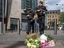 Manchester police arrest suspect in suicide attack