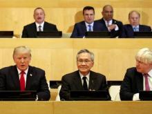 Trump: 'bureaucracy' holding UN back