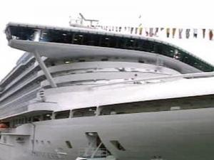 2 Rescued After Fall from Cruise Ship
