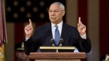 IMAGE: Colin Powell rips NC elections law