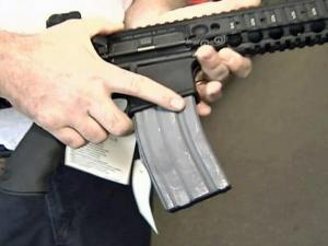 Gun sales up in N.C. after Obama win