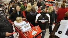 IMAGE: Local retailers prepare for Black Friday