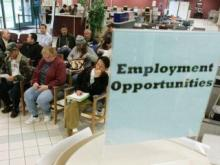 Job numbers make positive move