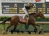 APTOPIX Kentucky Derby Horse Racing