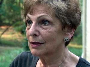 Sandy Cohen, of Durham, was on a tourist boat in Philadelphia when a barge crashed into it.