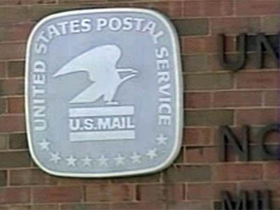 Naked mailman frightens woman