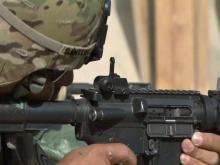 Bragg troops sharpen shooting skills in Afghanistan