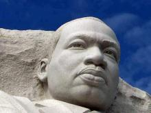 MLK memorial dedicated this weekend